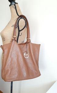 Michael Kors Reversible Colgate Tote Bag